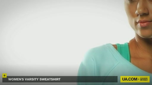 Women's Varsity Sweatshirt - image 9 from the video