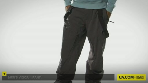 Men's Vigor II Pants - image 10 from the video