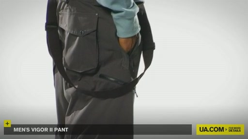 Men's Vigor II Pants - image 3 from the video