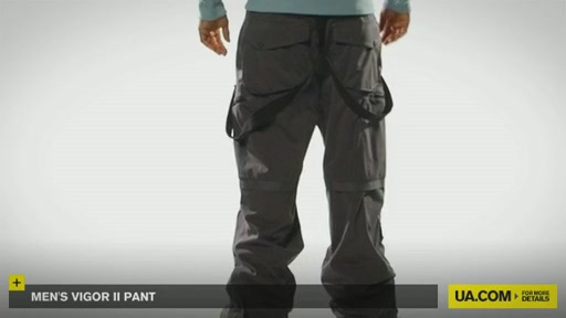 Men's Vigor II Pants - image 5 from the video