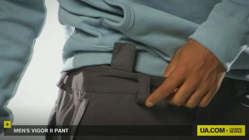 Men's Vigor II Pants - image 8 from the video