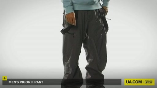 Men's Vigor II Pants - image 9 from the video