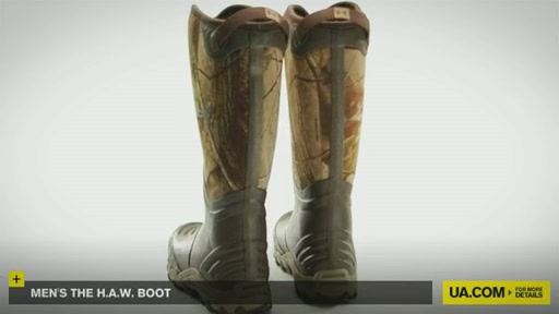 The H.A.W. Hunting Boot - image 1 from the video