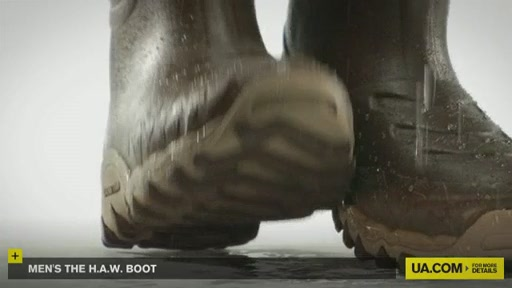 The H.A.W. Hunting Boot - image 10 from the video