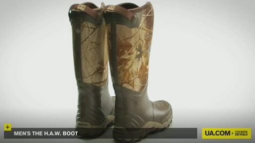The H.A.W. Hunting Boot - image 2 from the video