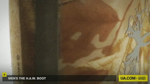 The H.A.W. Hunting Boot - image 3 from the video