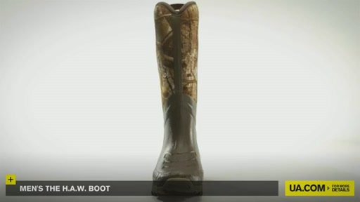 The H.A.W. Hunting Boot - image 6 from the video