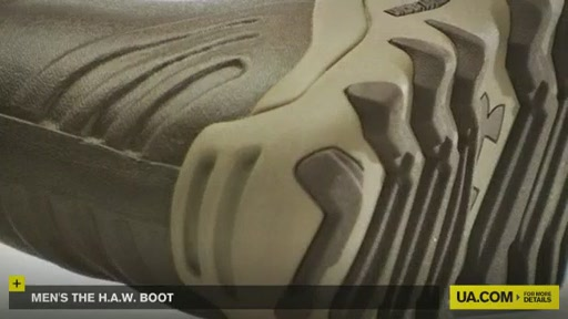 The H.A.W. Hunting Boot - image 9 from the video