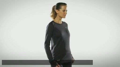 Women's UA Base™ 4.0 Crew - image 1 from the video
