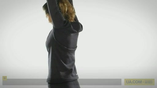 Women's UA Base™ 4.0 Crew - image 10 from the video