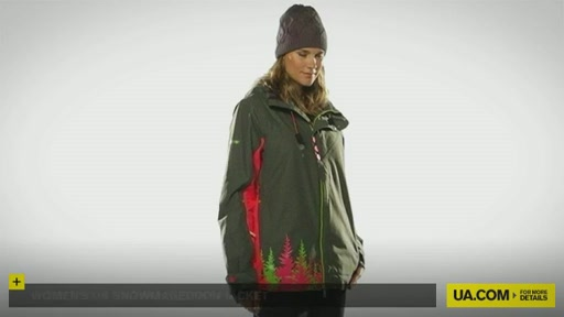 Women's UA Snowmageddon Jacket - image 1 from the video