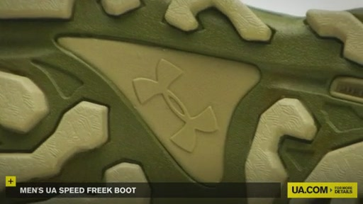 Men's UA Speed Freek Boots - image 3 from the video