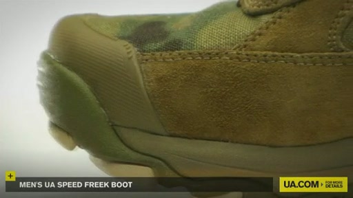 Men's UA Speed Freek Boots - image 7 from the video