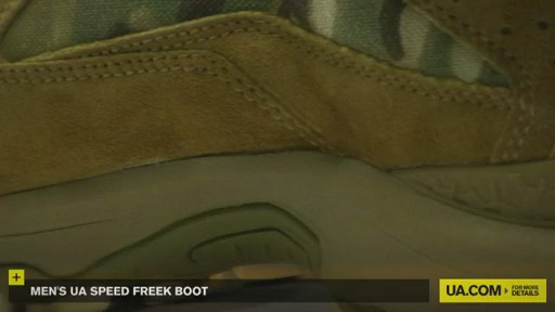 Men's UA Speed Freek Boots - image 8 from the video