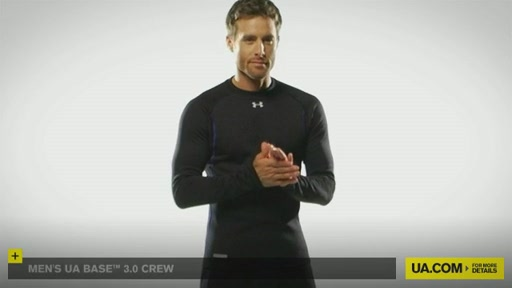 Men's UA Base™ 3.0 Crew - image 1 from the video