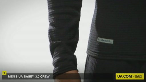 Men's UA Base™ 3.0 Crew - image 3 from the video