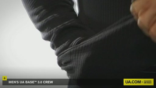 Men's UA Base™ 3.0 Crew - image 4 from the video