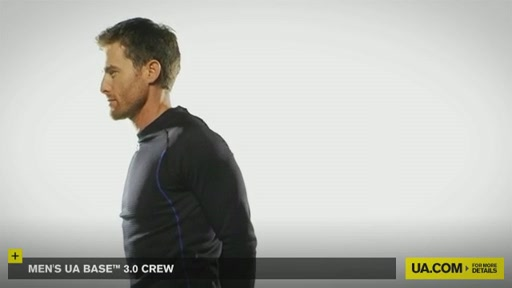 Men's UA Base™ 3.0 Crew - image 8 from the video