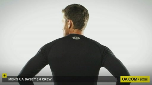 Men's UA Base™ 3.0 Crew - image 9 from the video