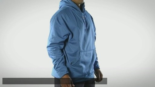 Men's Armour® Fleece Performance Hoody - image 1 from the video