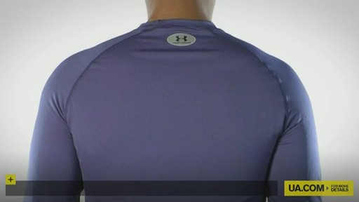 MEN'S UA BASE™ 2.0 LONGSLEEVE CREW - image 10 from the video