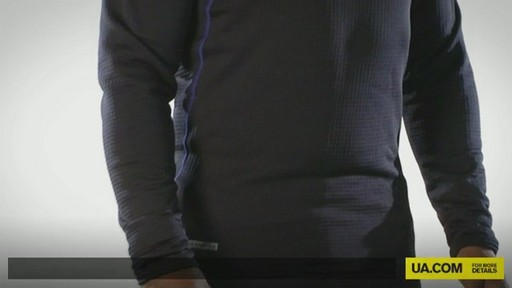 MEN'S UA BASE™ 3.0 1/4 ZIP  - image 1 from the video