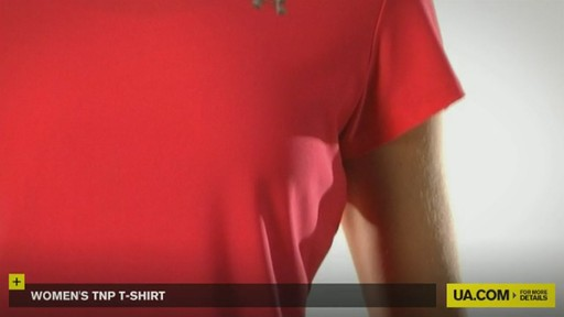 WOMEN'S TNP T-SHIRT - image 3 from the video