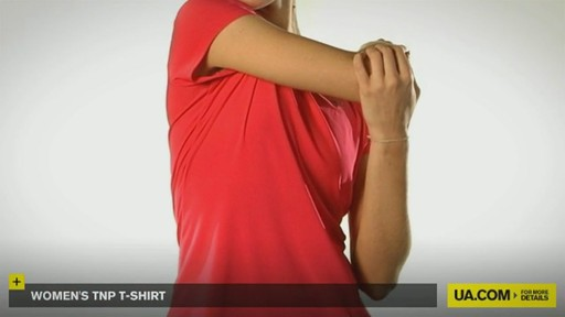 WOMEN'S TNP T-SHIRT - image 6 from the video