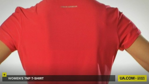 WOMEN'S TNP T-SHIRT - image 7 from the video