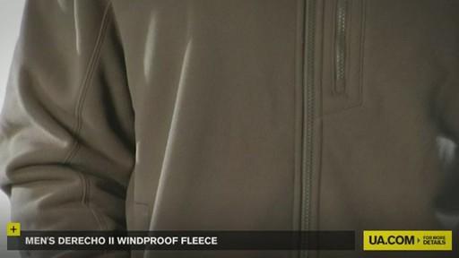 MEN'S DERECHO II WINDPROOF FLEECE - image 2 from the video