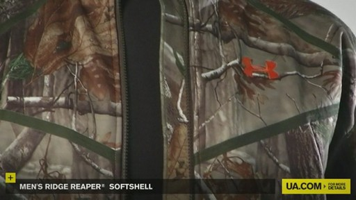 MEN'S RIDGE REAPER® SOFTSHELL  - image 2 from the video