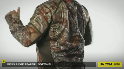 MEN'S RIDGE REAPER® SOFTSHELL  - image 3 from the video