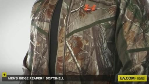 MEN'S RIDGE REAPER® SOFTSHELL  - image 8 from the video