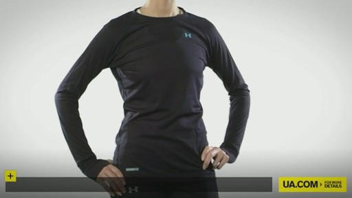 WOMEN'S UA BASE™ 1.0 CREW - image 1 from the video