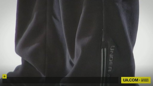 MEN'S UA HUNDO® 1.0 FLEECE PANTS - image 10 from the video