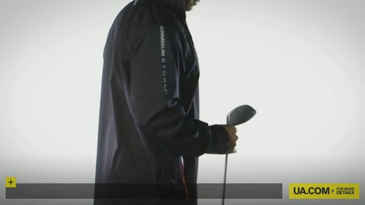 MEN'S ARMOURSTORM® JACKET - image 10 from the video