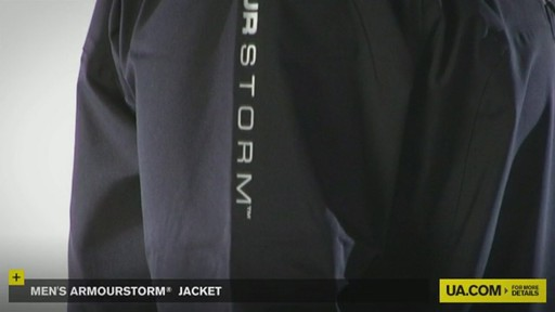 MEN'S ARMOURSTORM® JACKET - image 3 from the video