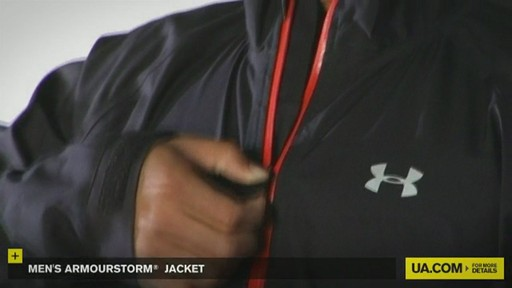MEN'S ARMOURSTORM® JACKET - image 7 from the video