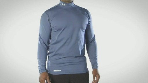 MEN'S COLDGEAR® FITTED MOCK - image 1 from the video