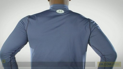 MEN'S COLDGEAR® FITTED MOCK - image 10 from the video