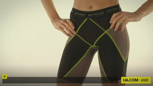 WOMEN'S UA CORESHORTS - image 1 from the video