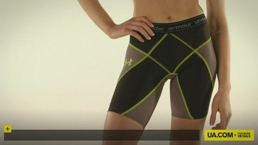WOMEN'S UA CORESHORTS - image 10 from the video