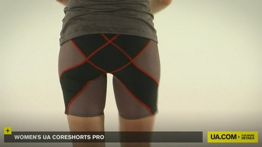 WOMEN'S UA CORESHORTS PRO - image 9 from the video