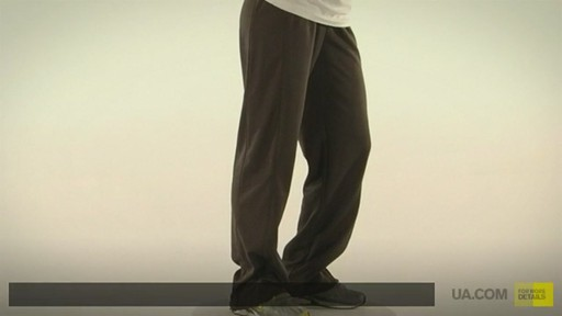 WOMEN'S UA HERO WARM-UP PANTS - image 1 from the video