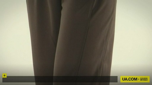 WOMEN'S UA HERO WARM-UP PANTS - image 10 from the video