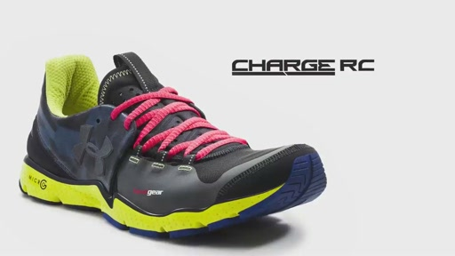 Charge RC Running Shoe DNA - image 1 from the video