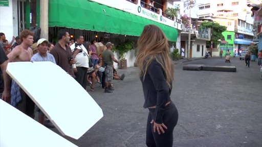 Jennifer Lopez Under Armour Behind The Scenes - image 8 from the video
