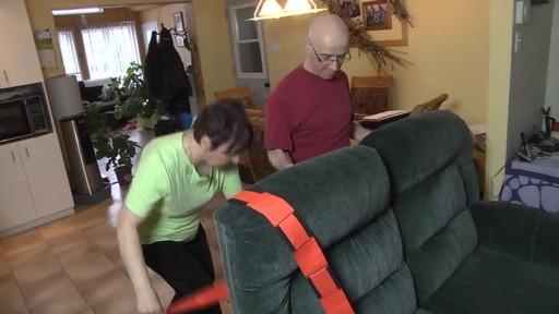 Sangles de levage Forearm Forklift – Témoignage de Carole - image 1 from the video