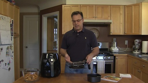 Friteuse Philips Airfryer – Témoignage de Patrick - image 8 from the video