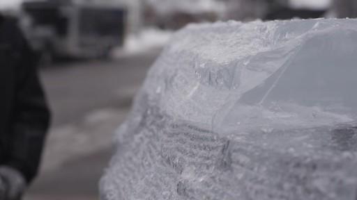 Premier essai du camion de glace partiellement construit avec la batterie MotoMaster Eliminator - image 2 from the video